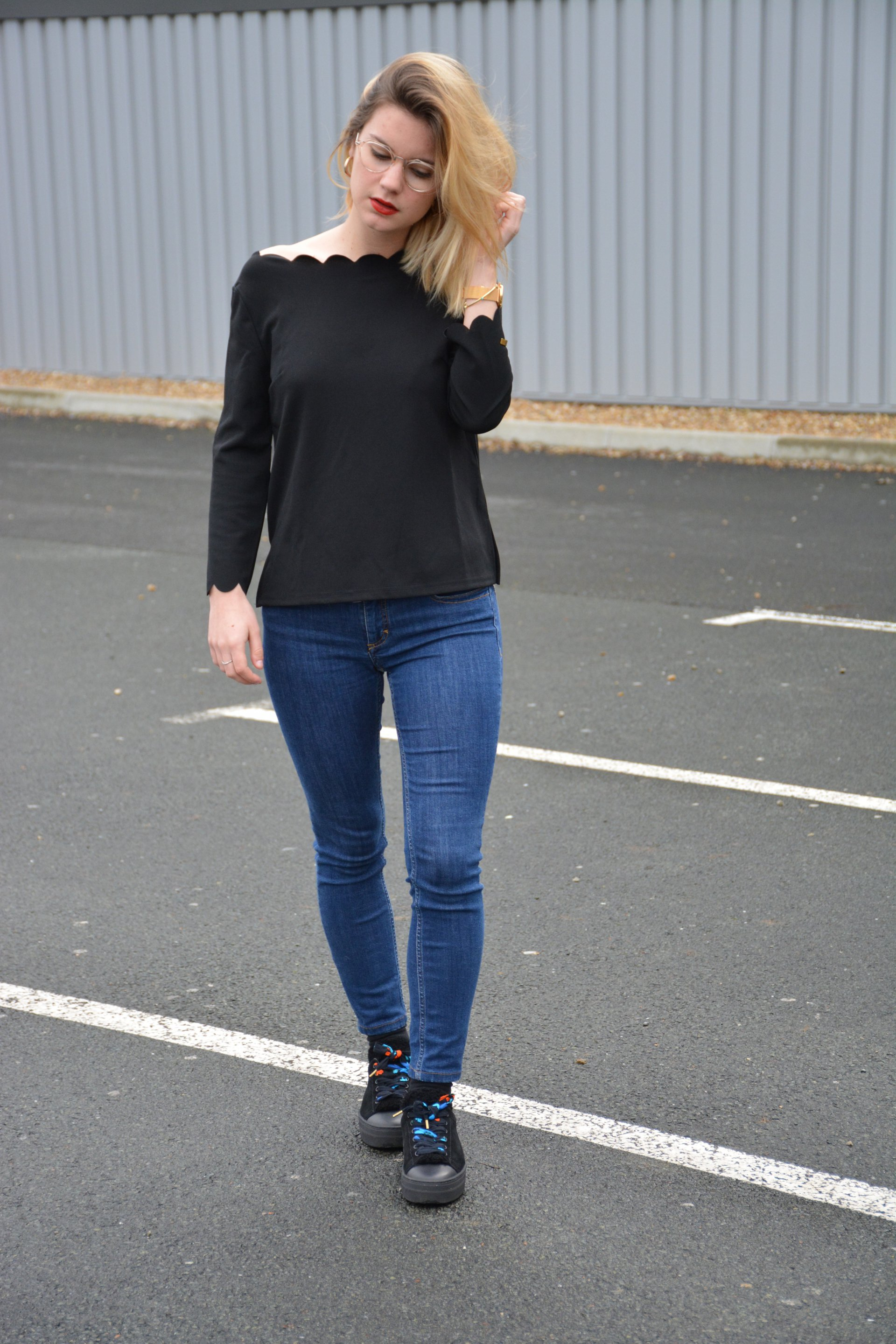 Interview Trajectoires + tenue