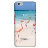 Coque flamant rose